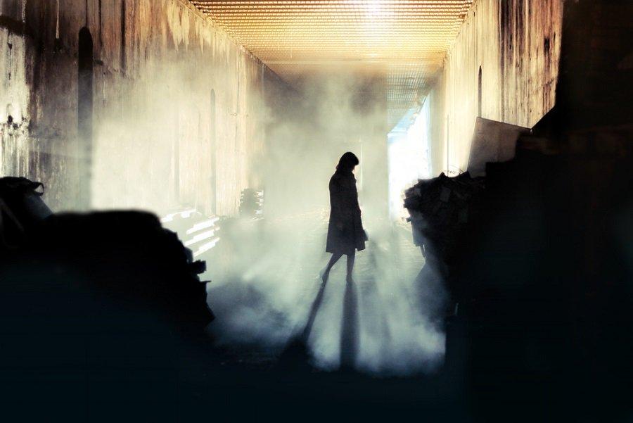 fantasma sobrenatural