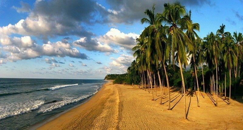 playas de México san pancho