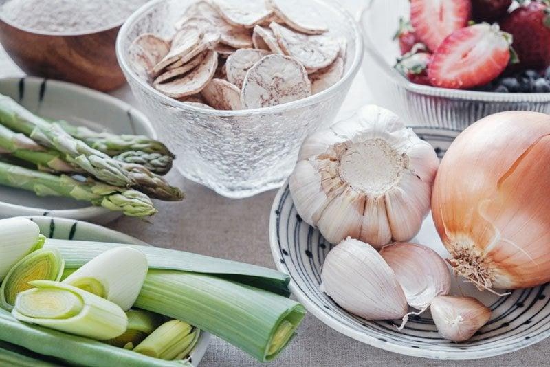 alimentos prebioticos 4