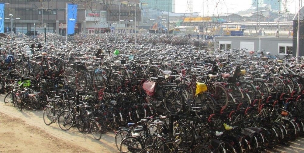 bicicleta utrecht