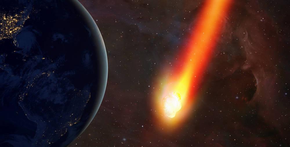 Un asteroide potencialmente peligroso pasará cerca de la Tierra