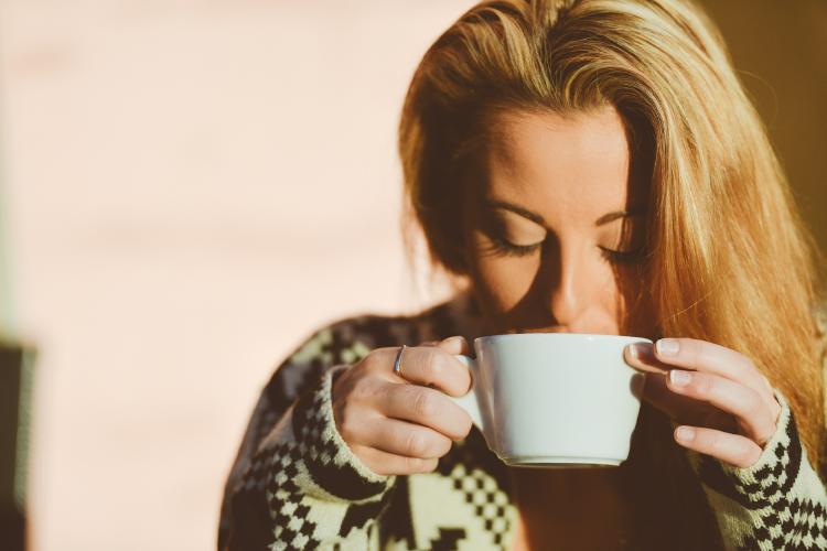 beber té de guayaba