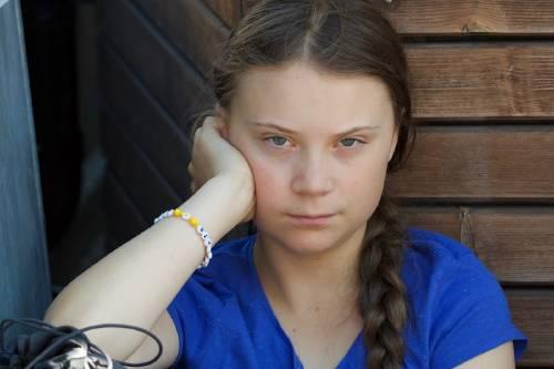 """Greta Thunberg: """"Vivir de manera sostenible es imposible, y eso tiene que cambia"""