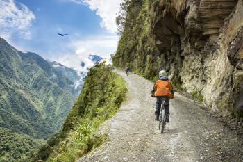 Camino de la Muerte, Bolivia