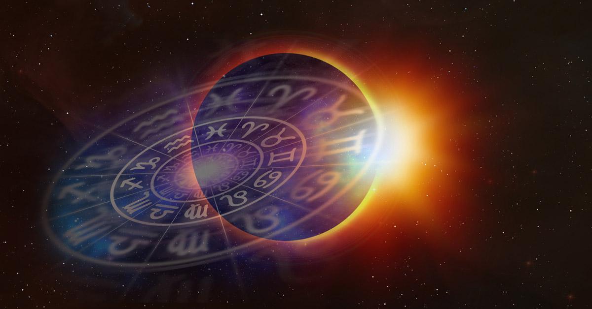Que energía le deja a cada signo el eclipse el día después