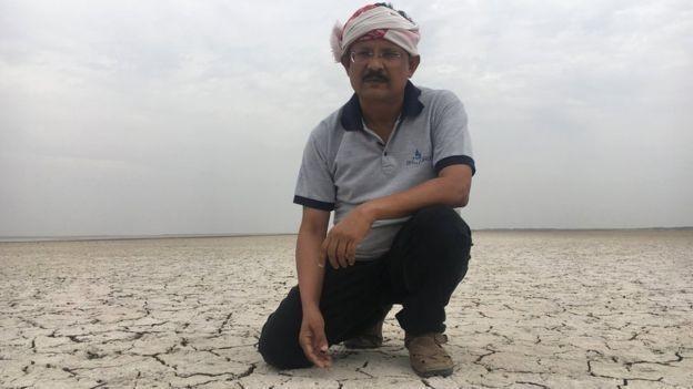 Trupti Jain y Biplab Khetan Paul, crearon una solución para enfrentar el problema de la sequía