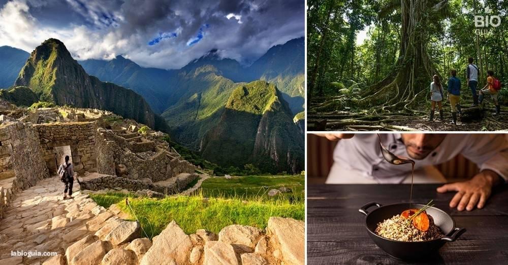 Estos son los motivos por los que deberías visitar Perú al menos una vez en ..