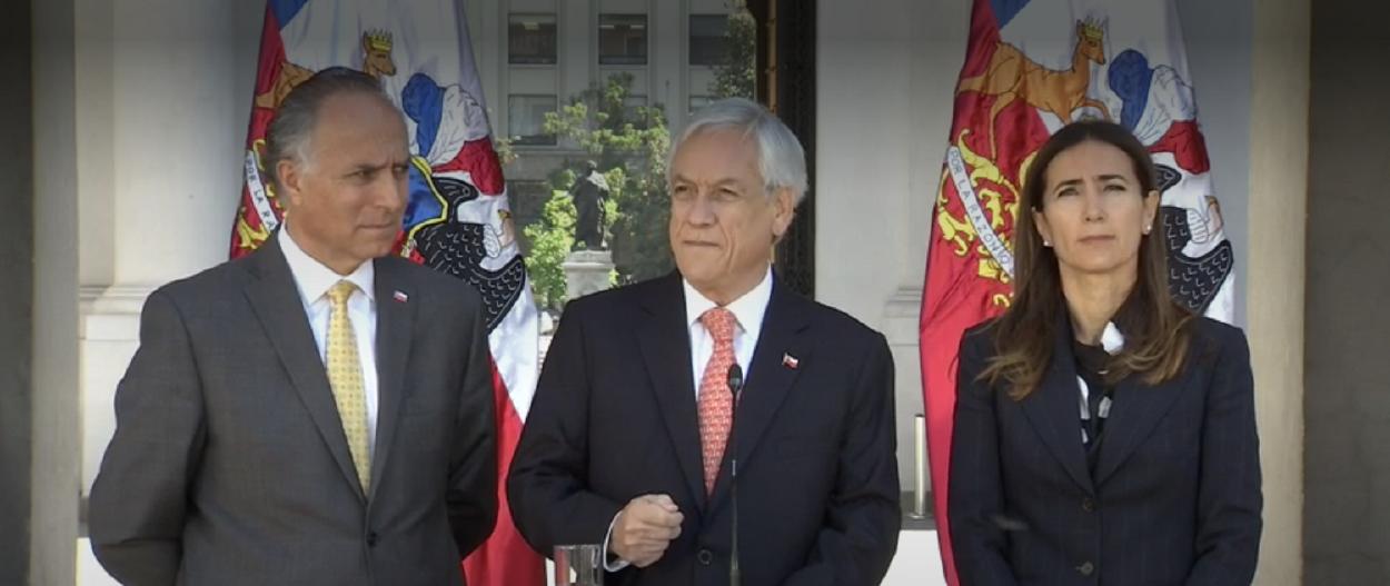 Piñera anunció que la COP25 no se realizará en Chile