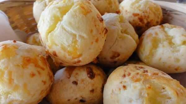 Chipás: pancitos de mandioca