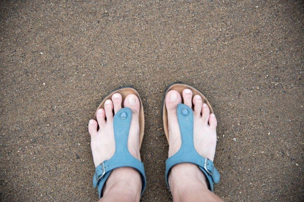 segundo dedo del pie más largo