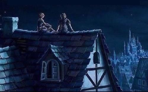 Esta es la razón por la que, una noche cualquiera, deberías subir a tu tejado