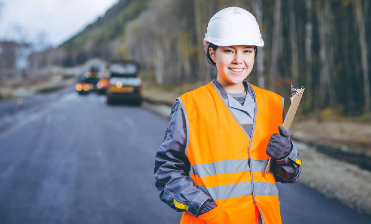 Trabajar en la construcción en Canadá