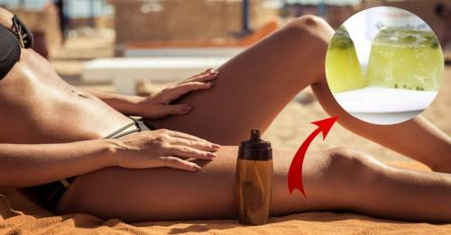 8 trucos para prolongar el bronceado y proteger tu piel al mismo tiempo