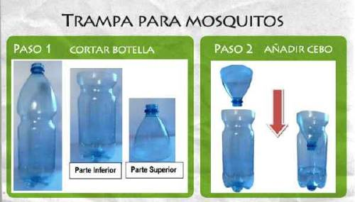 Trampa para mosquitos