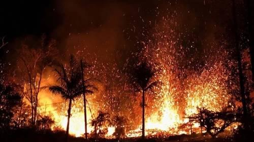 Kilauea, el volcán que no da tregua a Hawái