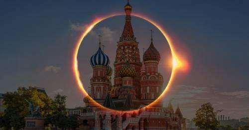 La luz del Sol desapareció durante 3 horas en Rusia en pleno día y nadie sabe por qué