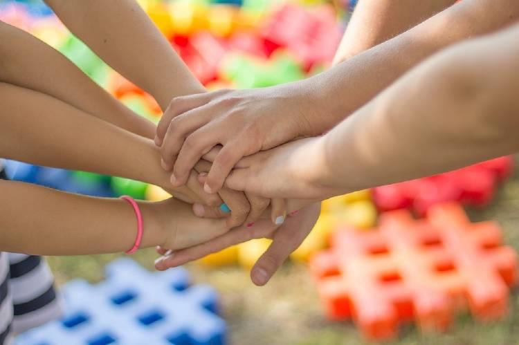 La importancia de la solidaridad en los niños