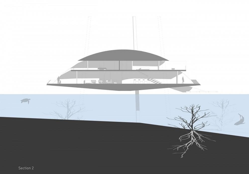 Una casa que se adapta al cambio climático