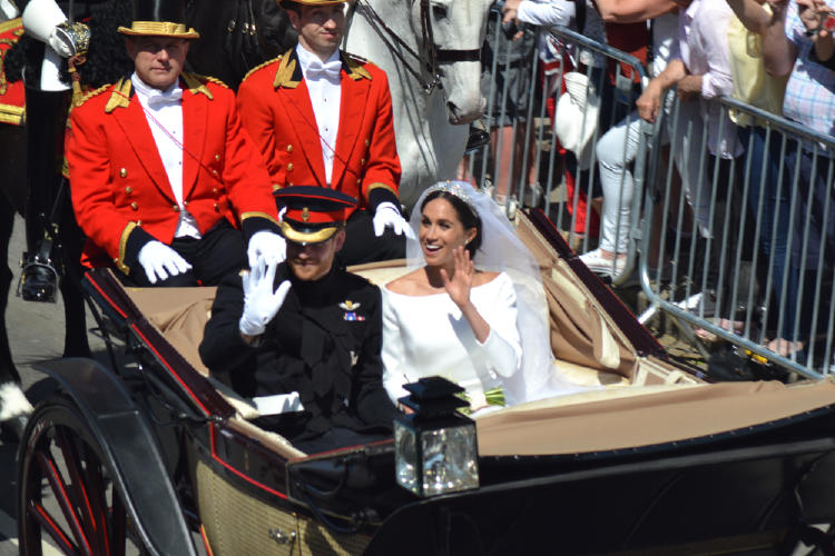 boda real meghan markle principe harry