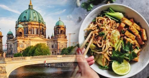 Las 5 mejores ciudades del mundo para ser vegano