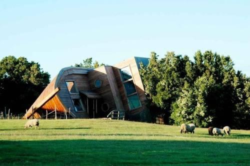 Un hotel sostenible escondido en pleno corazón de Chiloé