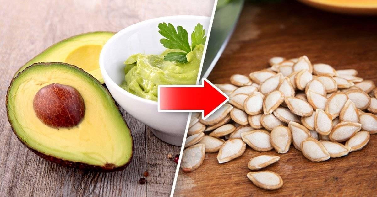 8 super alimentos que tienen un sustituto igual de efectivo y más accesible