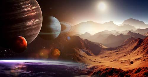 Descubren un nuevo sistema solar con un planeta que podría ser habitable