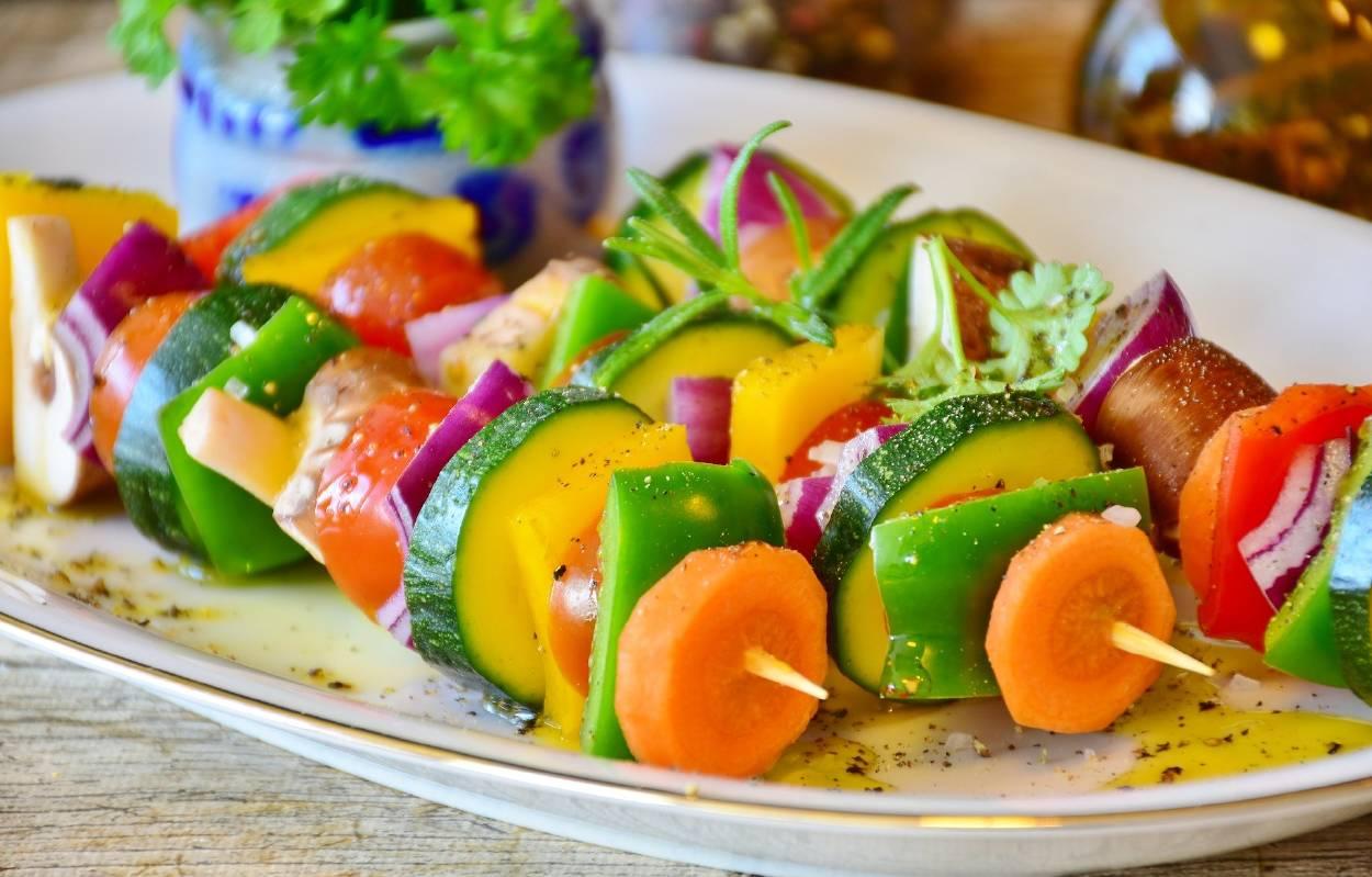 Conoce las 4 razones por las que debes basar tu dieta en verduras