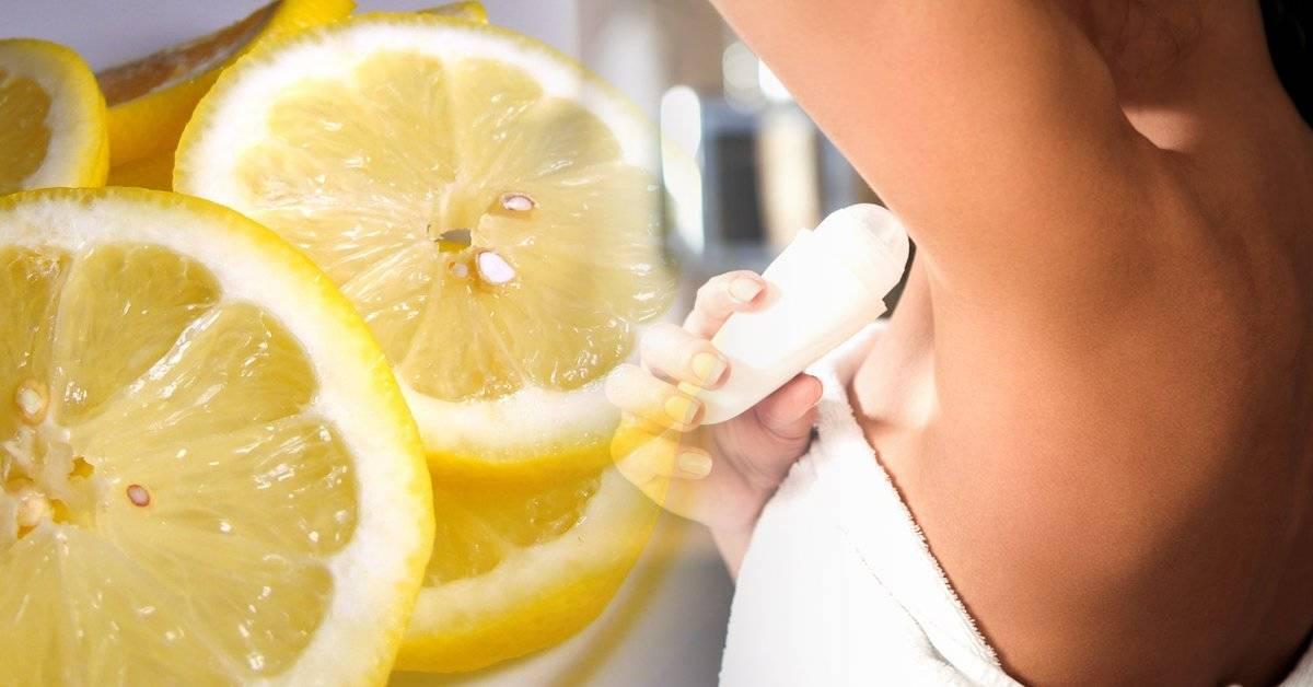 5 beneficios del limón que no tienen nada que ver con la comida