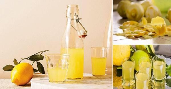 Cómo hacer tu propio lemoncello