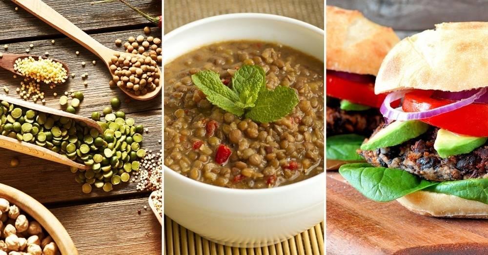 5 grandes ideas para incorporar legumbres a tu dieta