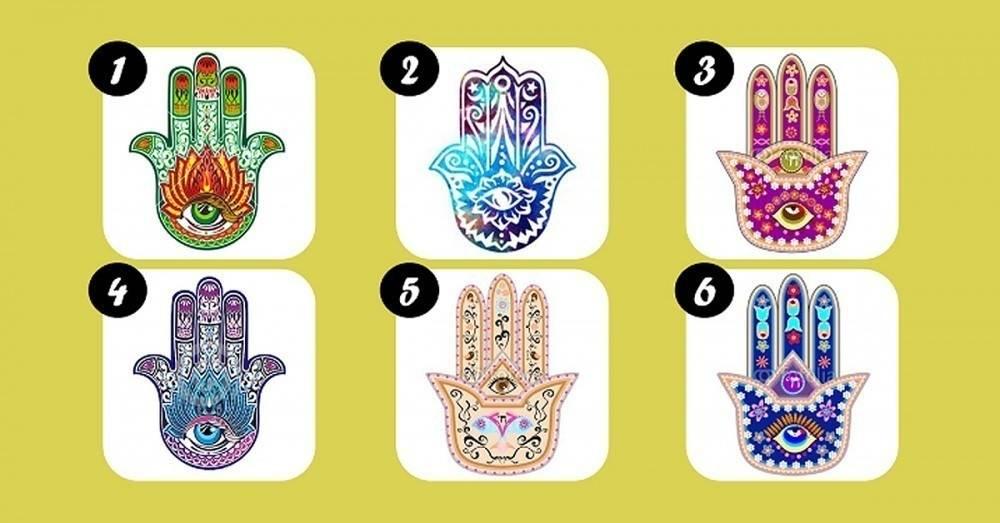 Test de la mano de Fátima o hamsa: Descubre el mensaje de protección que tie..