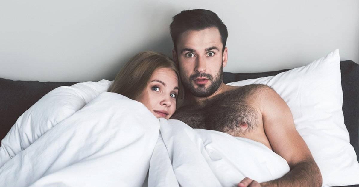 Estos son los miedos psicológicos que tienen los hombres durante la intimidad