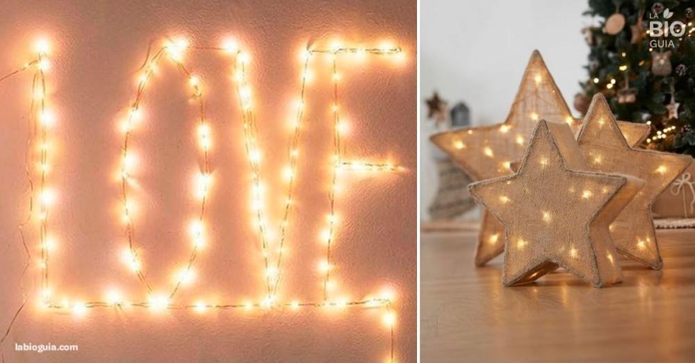 10 Formas Creativas De Usar Las Luces De Navidad En Estas Fiestas Bioguia