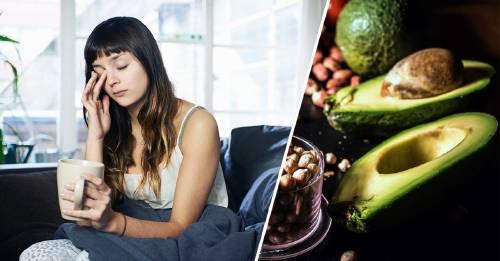 4 alimentos para reducir la fatiga crónica