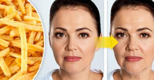 Cómo reemplazar los alimentos que nos hacen envejecer más rápido