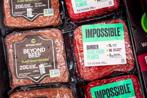Las carnes veganas revolucionan el mercado de Estados Unidos