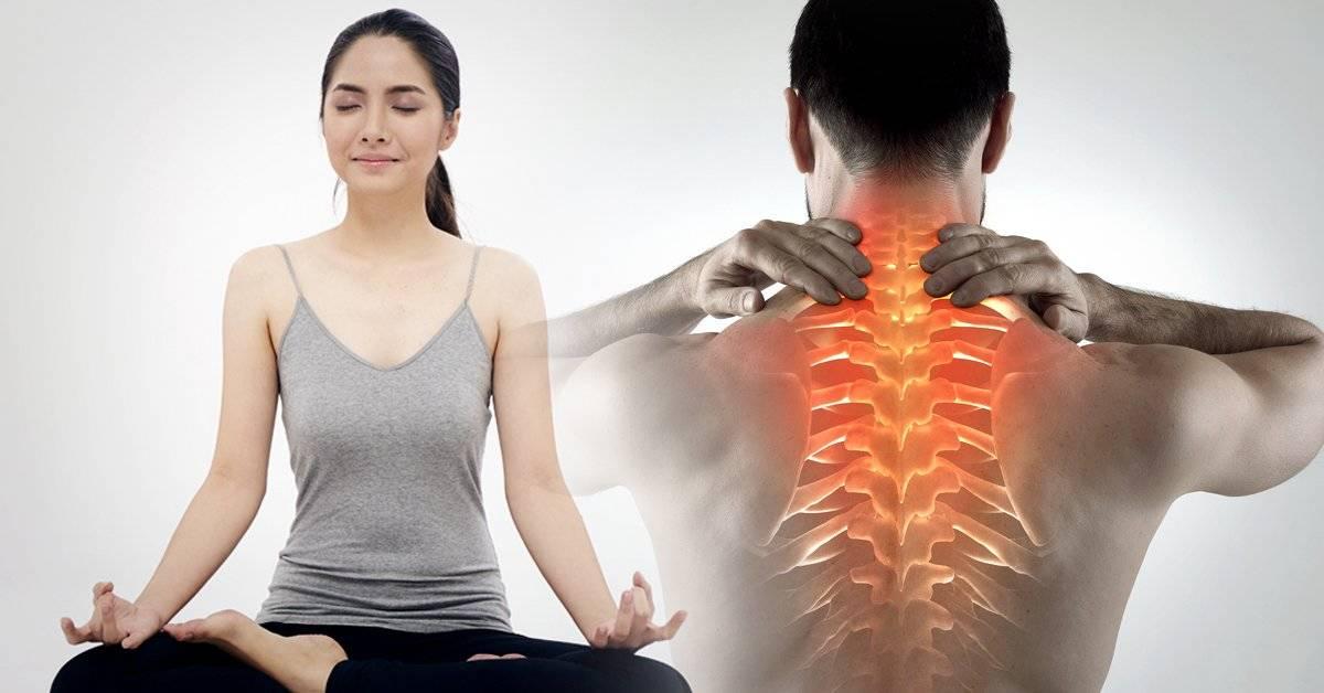 Ejercicio oriental para el dolor de espalda