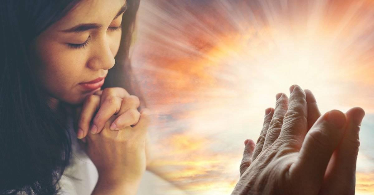 Oración contra las malas energías: Todo puede cambiar para ti