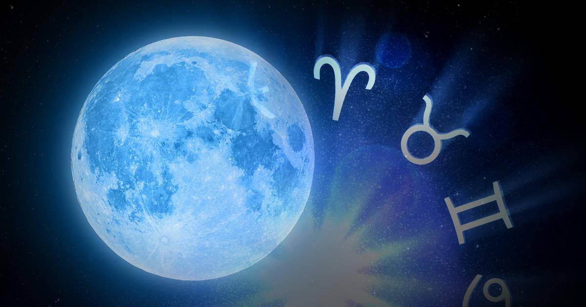 La luna llena en Aries llega con una energía explosiva
