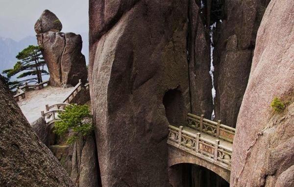 huangshan-mountain-bridge-china