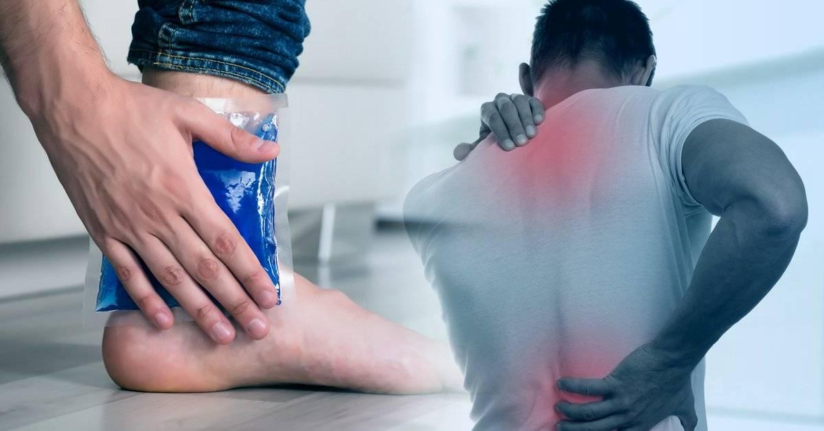 ¿Frío o calor? Cuándo aplicar uno u otro ante un dolor muscular o articular