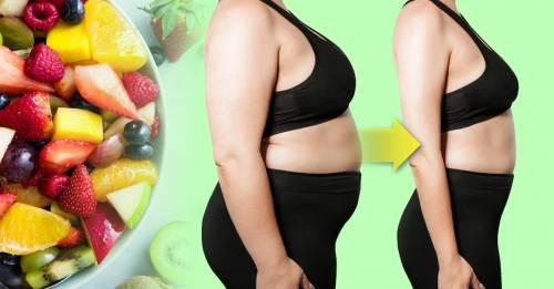 Comer fruta en estos horarios te ayudará a bajar de peso más rápido