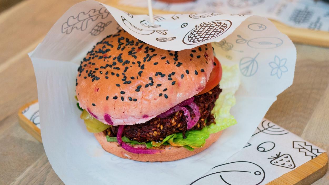 Las hamburguesas vegetarianas más deliciosas que todo amante de las verduras debería probar