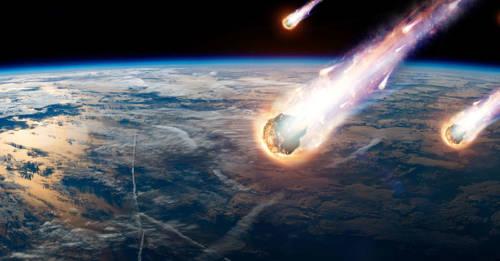 Tres asteroides pasarán cerca de la Tierra hoy