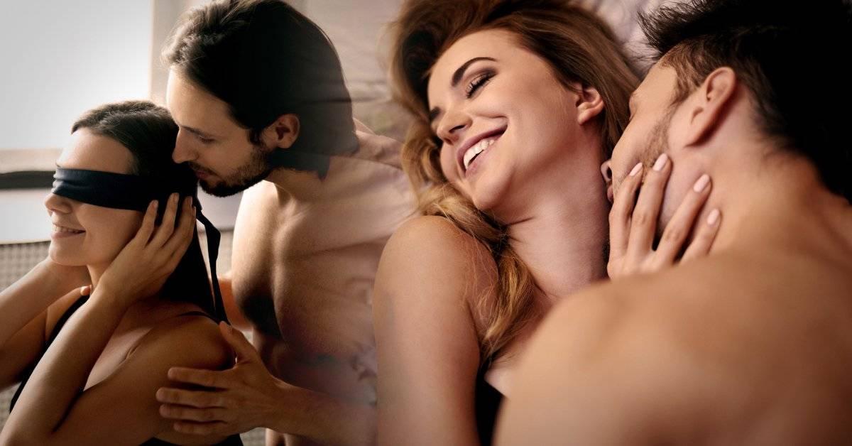 6 juegos sexuales perfectos  para recuperar la pasión en la pareja