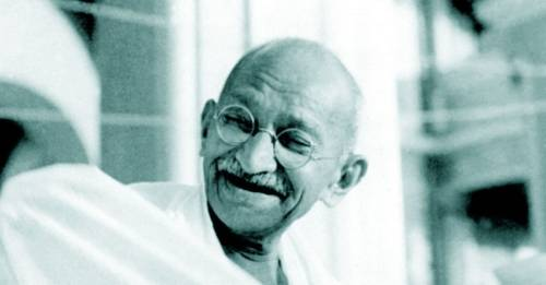 Cómo era la dieta de Gandhi para mantenerse siempre en armonía