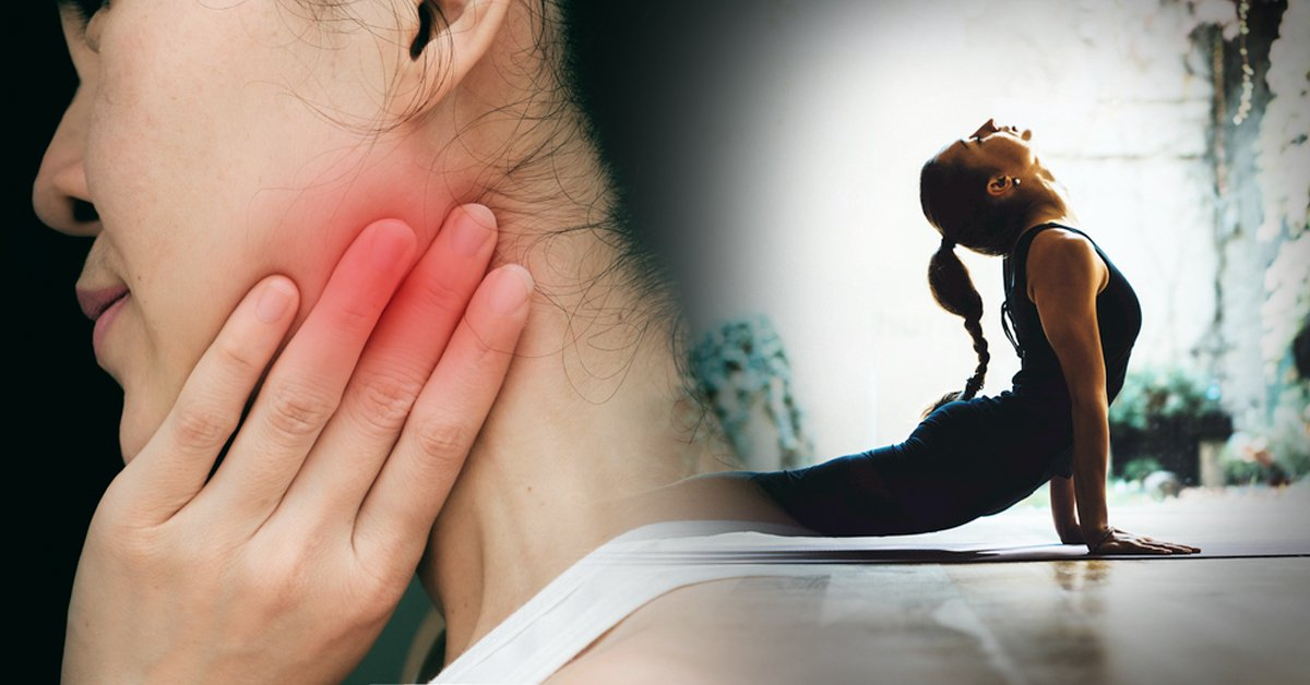 Ejercicios De Yoga Y Otros Consejos Para Aliviar La Tensión En La Mandíbula Antes De Dormir Bioguia