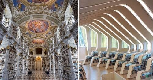21 imperdibles bibliotecas alrededor del mundo