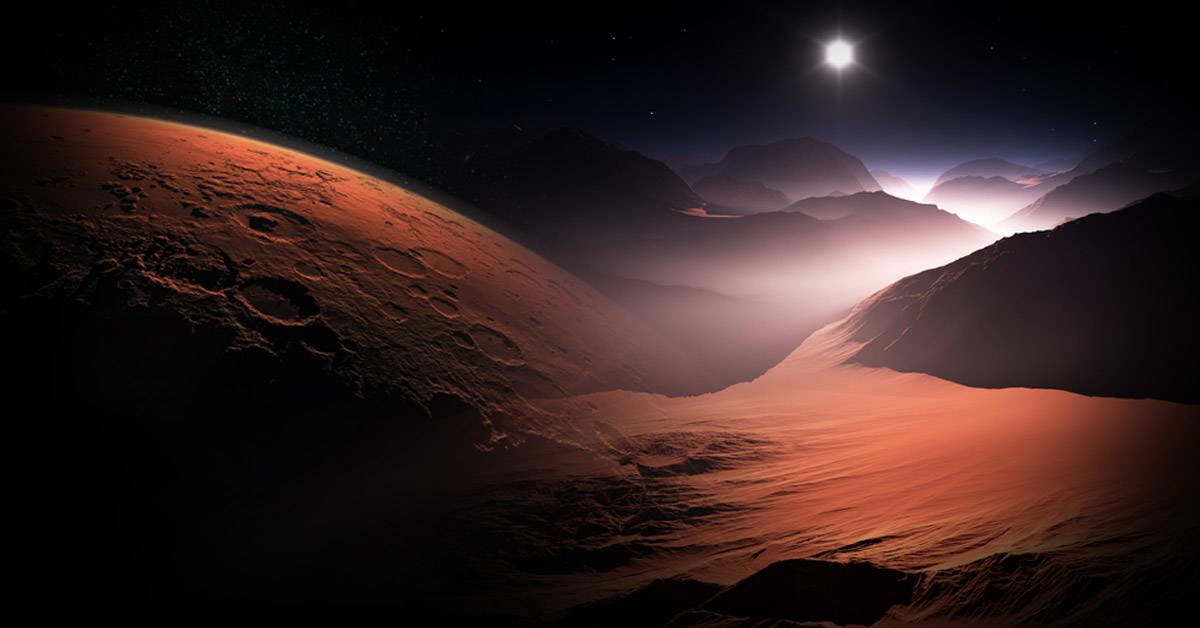 Graban el primer terremoto en Marte y el sonido es escalofriante